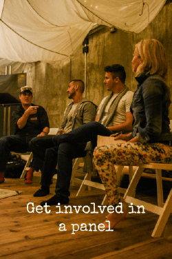 Expert Sessions and Panels