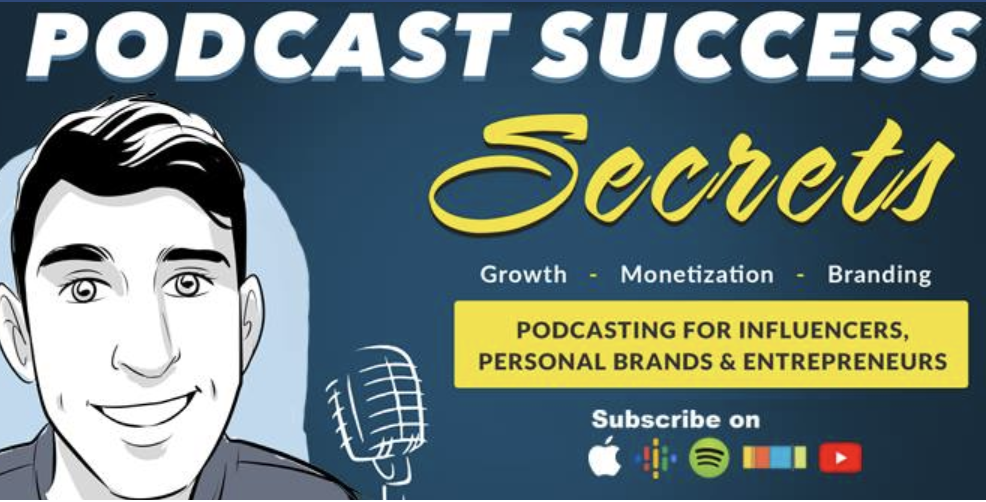 Podcast Success Secrets FB Group